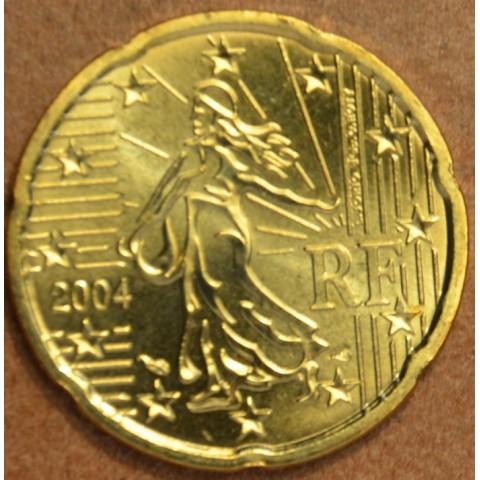 20 cent Francúzsko 2004 (UNC)