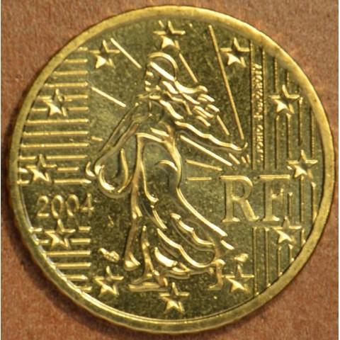 50 cent Francúzsko 2004 (UNC)