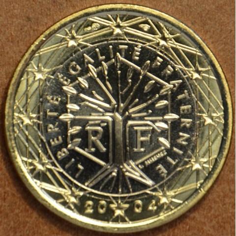 1 Euro Francúzsko 2004 (UNC)