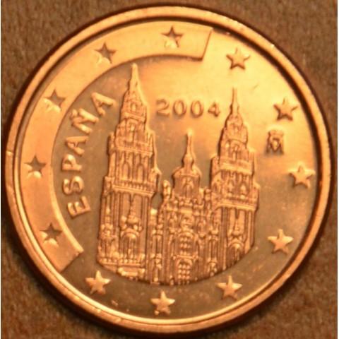 1 cent Španielsko 2004 (UNC)