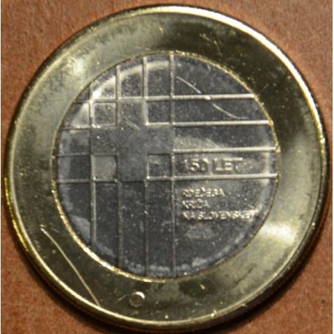 3 Euro Slovinsko 2016 - 150 rokov Slovinského červeného kríža (UNC)
