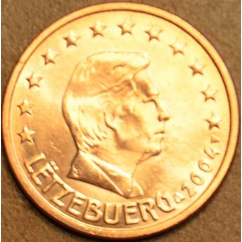 5 cent Luxembursko 2004 (UNC)