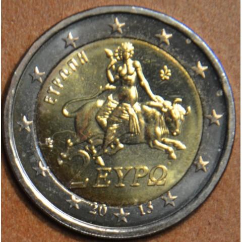2 Euro Grécko 2013 (UNC)