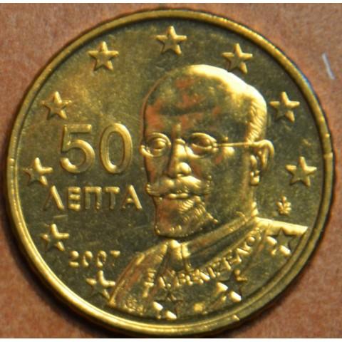 50 cent Grécko 2007 (UNC)