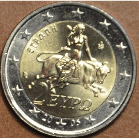 2 Euro Grécko 2005 (UNC)