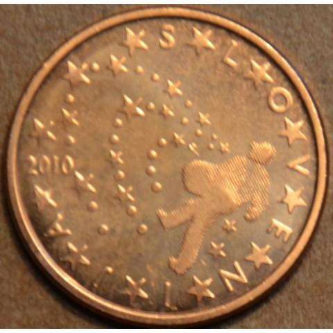 5 cent Slovinsko 2010 (UNC)