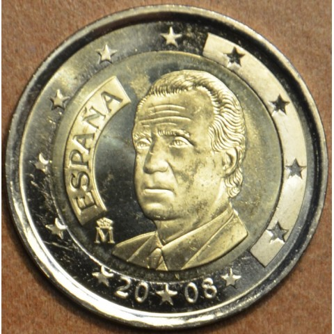 2 Euro Španielsko 2008 (UNC)