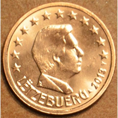 2 cent Luxembursko 2013 (UNC)
