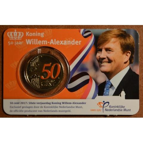 50 cent Holandsko 2017 (BU)