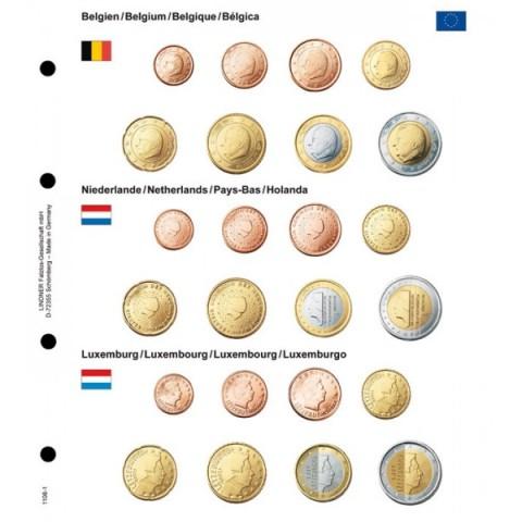 Sady Belgicko, Holandsko, Luxembursko do Lindner albumu