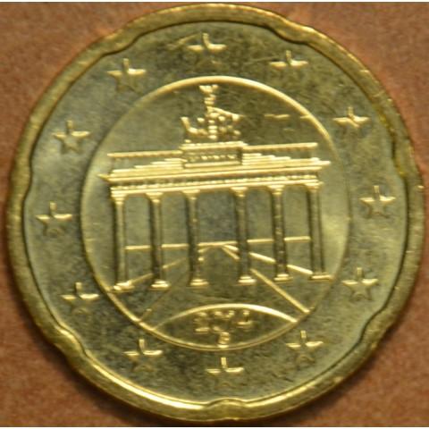 """20 cent Nemecko """"G"""" 2014 (UNC)"""