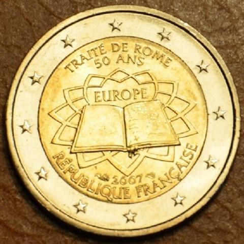 2 Euro Francúzsko 2007 - 50 rokov Rímskej zmluvy (UNC)