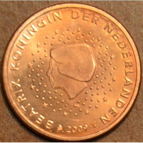 5 cent Holandsko 2009 (UNC)