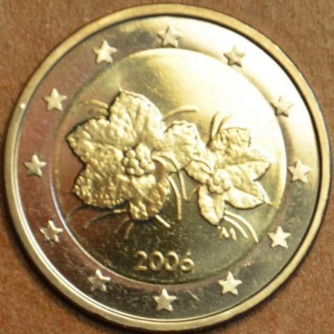 2 Euro Fínsko 2006 (UNC)