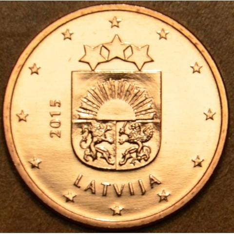 5 cent Lotyšsko 2015 (UNC)
