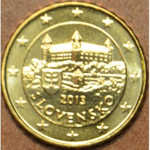 10 cent Slovensko 2013 (UNC)