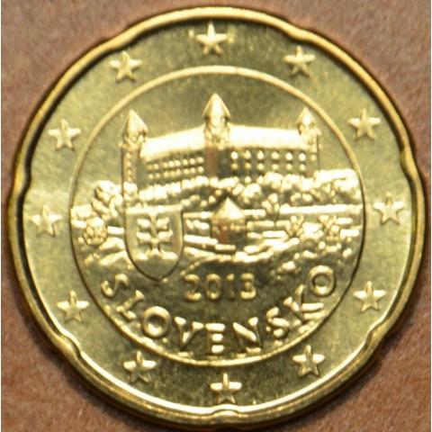 20 cent Slovensko 2013 (UNC)