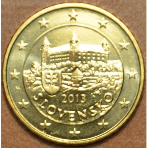 50 cent Slovensko 2013 (UNC)