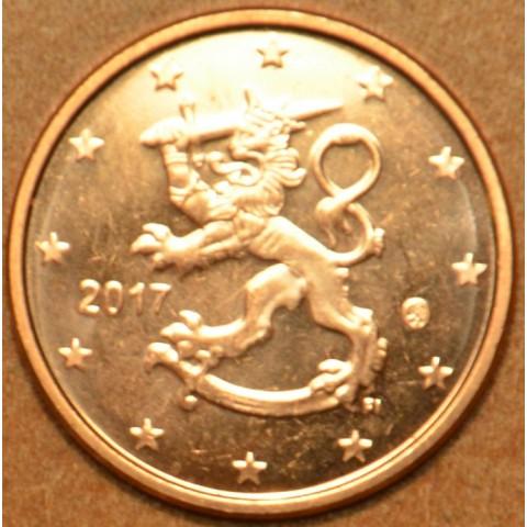1 cent Fínsko 2017 (UNC)