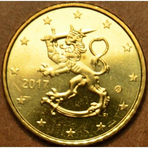 50 cent Fínsko 2017 (UNC)