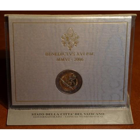 2 Euro Vatikan 2006 - 500. výročie Švajčiarskej gardy (BU)