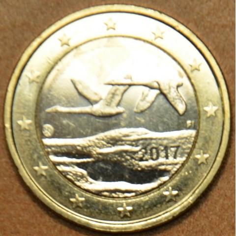 1 Euro Fínsko 2017 (UNC)