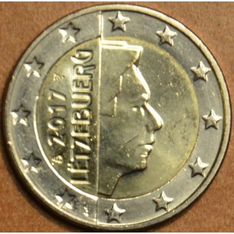 2 Euro Luxembursko 2016 (UNC)