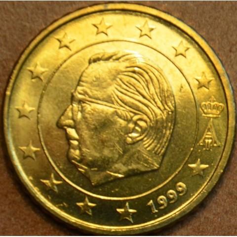50 cent Belgicko 1999 (UNC)