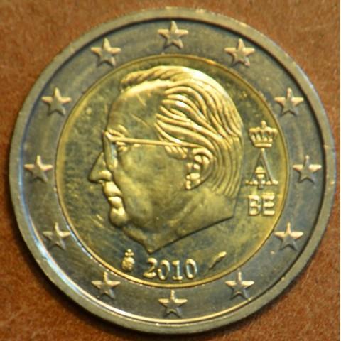 2 Euro Belgicko 2010 - Albert II.  (UNC)