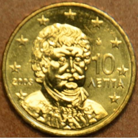 10 cent Grécko 2003 (UNC)