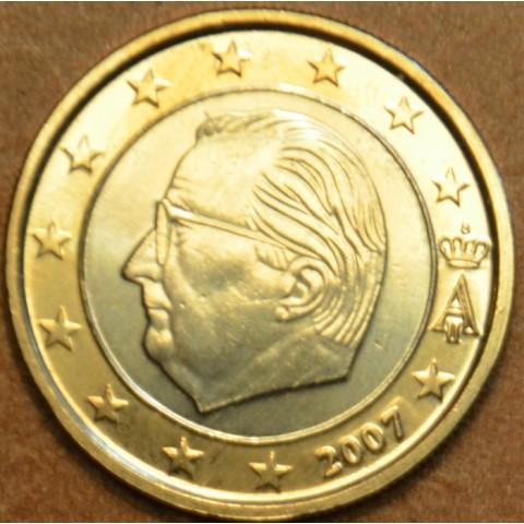 1 Euro Belgicko 2007 (UNC)