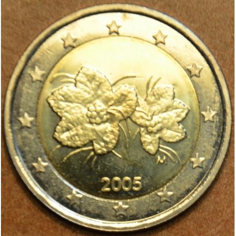 2 Euro Fínsko 2005 (UNC)