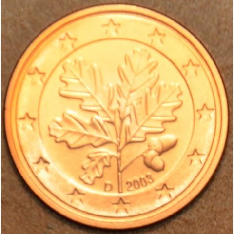 """1 cent Nemecko """"D"""" 2003 (UNC)"""