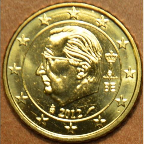 50 cent Belgicko 2012 (UNC)