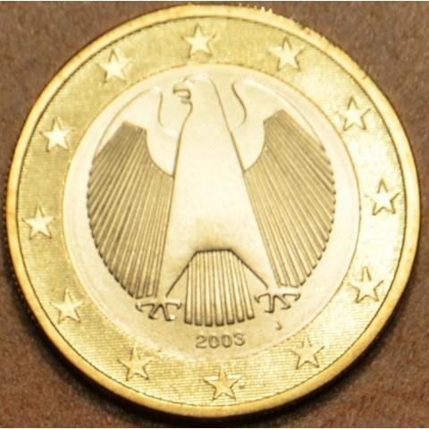 "1 Euro Nemecko ""J"" 2003 (UNC)"