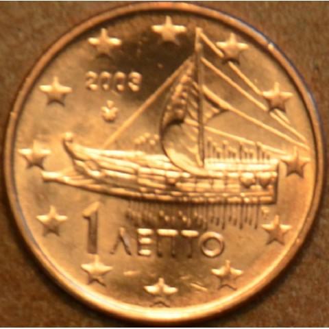 1 cent Grécko 2003 (UNC)