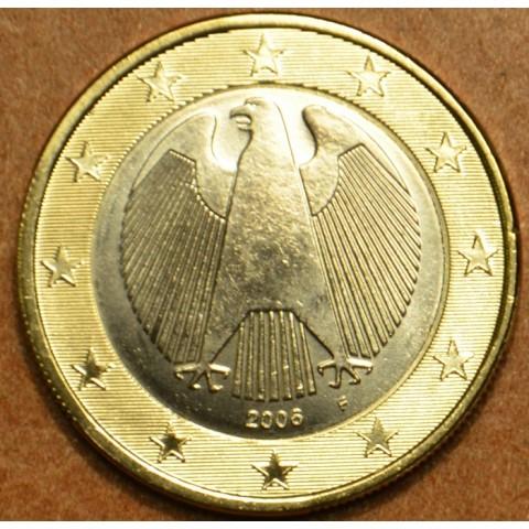 """1 Euro Nemecko """"F"""" 2006 (UNC)"""