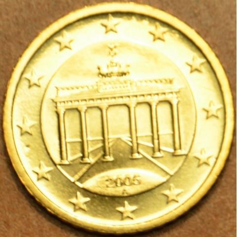 """50 cent Nemecko """"A"""" 2005 (UNC)"""