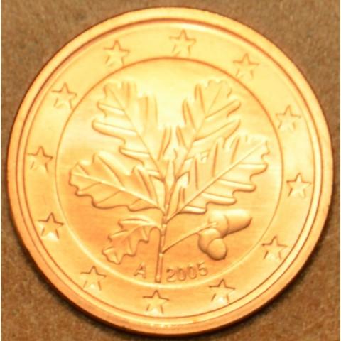 """1 cent Nemecko """"A"""" 2005 (UNC)"""