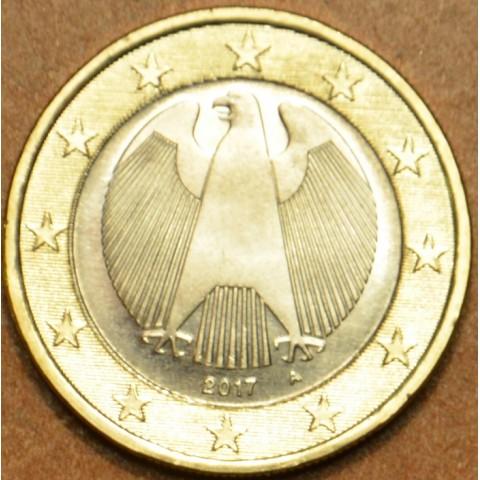 """1 Euro Nemecko """"A"""" 2017 (UNC)"""