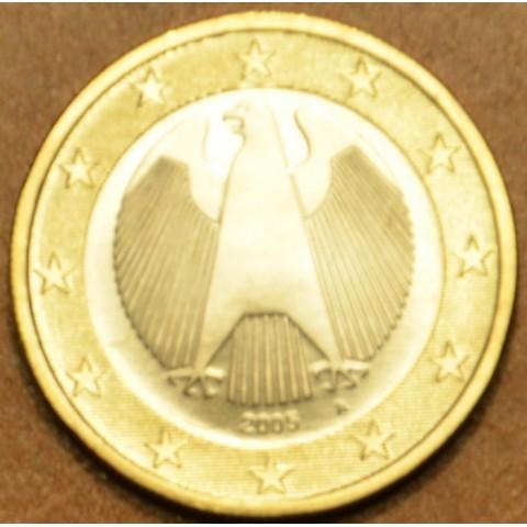 """1 Euro Nemecko """"A"""" 2005 (UNC)"""