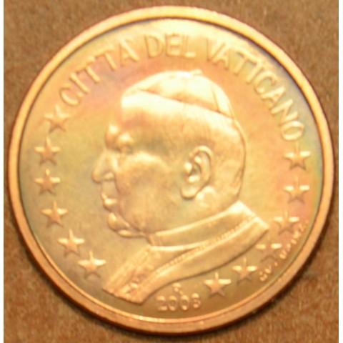 5 cent Vatikán Ján Pavol II 2003 (BU)