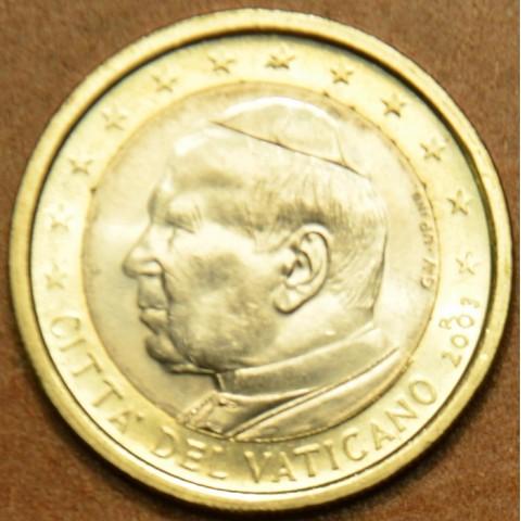 1 Euro Vatikán Ján Pavol II 2003 (BU)