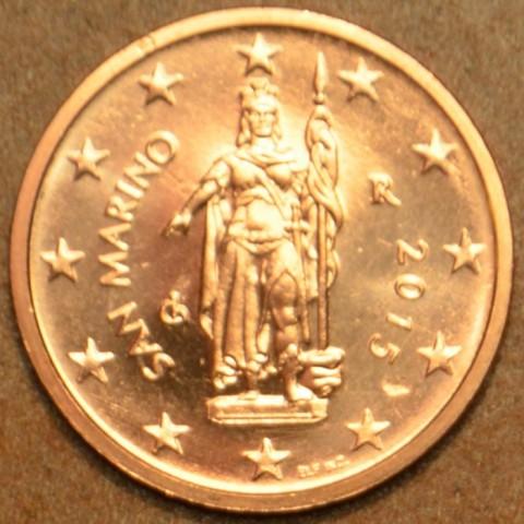 2 cent San Marino 2015 (UNC)