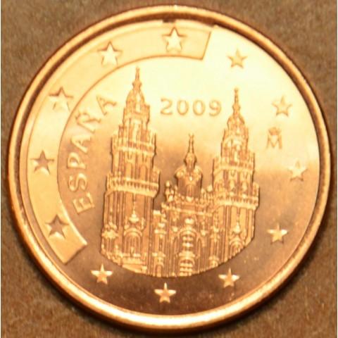 5 cent Španielsko 2009 (UNC)