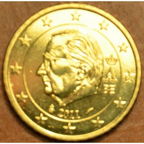 10 cent Belgicko 2011 (BU)