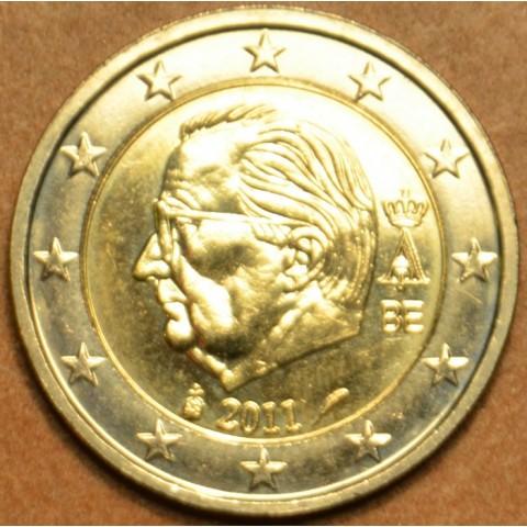 2 Euro Belgicko 2011 (UNC)