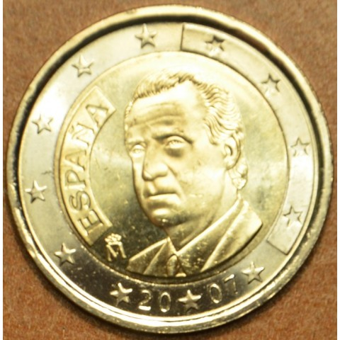 2 Euro Španielsko 2007 (UNC)