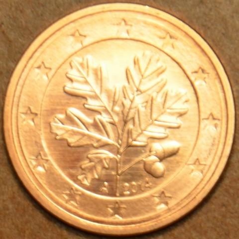 """1 cent Nemecko """"A"""" 2014 (UNC)"""