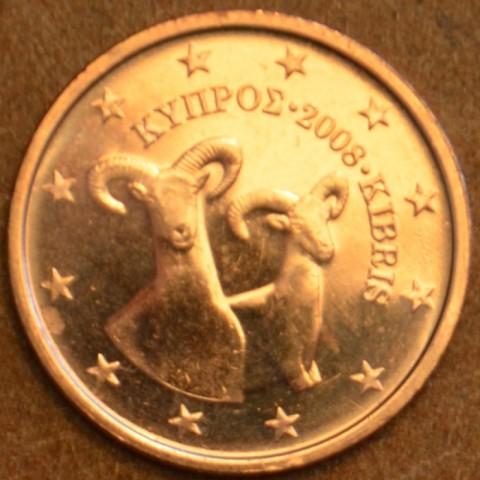 1 cent Cyprus 2008 (UNC)